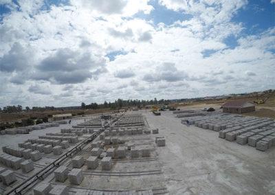 Vaka Concrete construction site