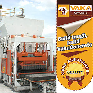 our technology in the manufacturing of quality concrete products